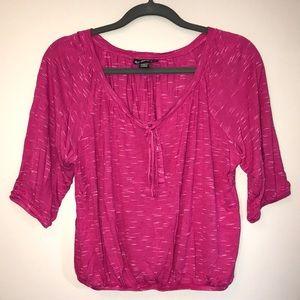 Self Esteem Shirts & Tops - Girls Pink Shirt